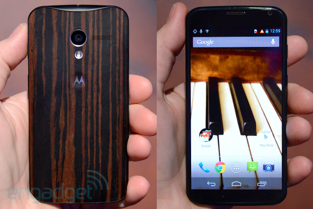Moto X preview A Google phone assembled with you, the user, in mind