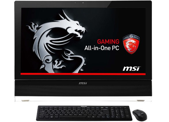 MSI AG2712A 27inch gaming allinone hitting Europe this month