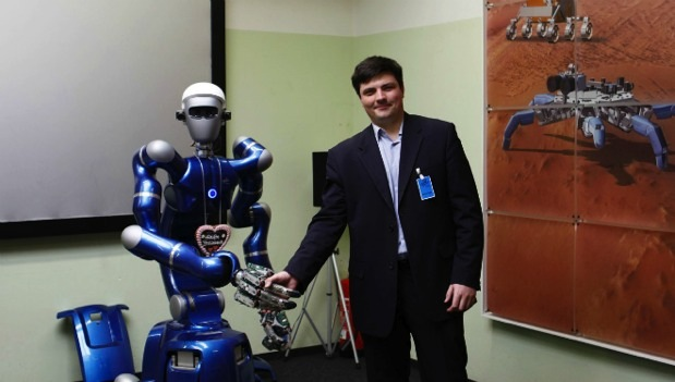 DNP Ford finds inspiration for improved safety in space robots