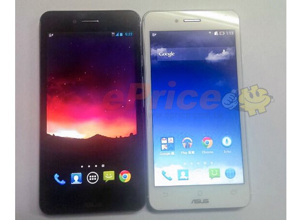 New ASUS PadFone Infinity spied on camera, may arrive in September