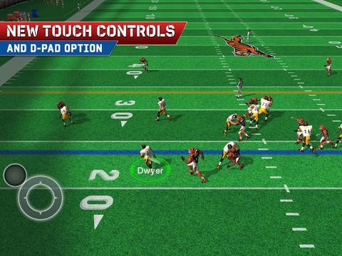Madden NFL 25 for iOS available now as a free download