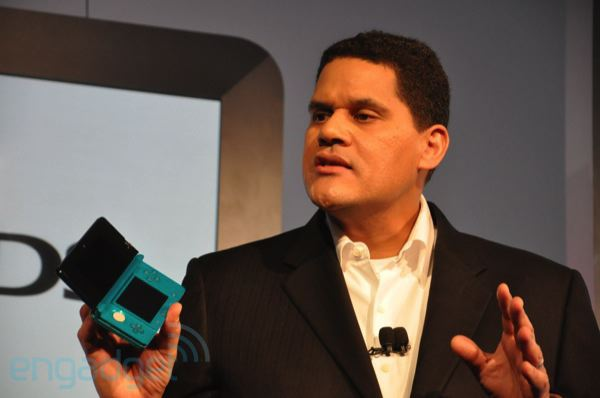 Nintendo's Reggie FilsAime on the Xbox One and PS4's launch lineups 'meh'