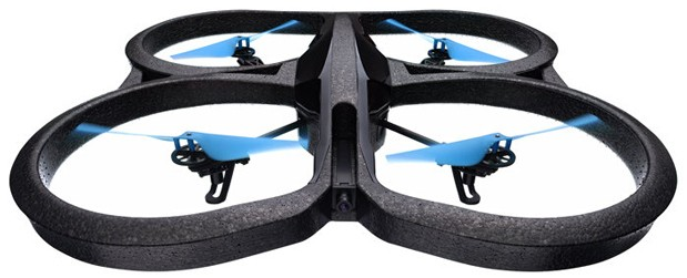 Parrot  ARDrone 20 Power Edition stays in air the longer, landing in the US this month
