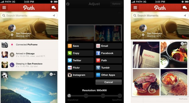 Path expands API access, now supports WordPress and other handpicked apps