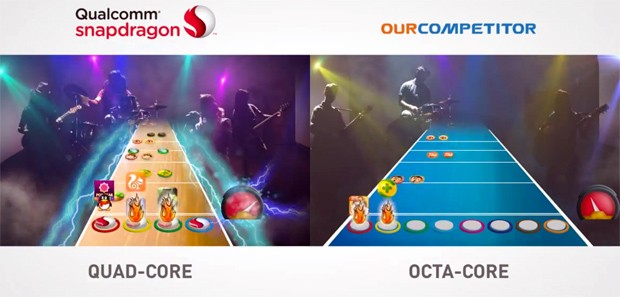 Qualcomm trolls MediaTek's octacore tech with notsosubtle video