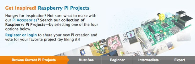 Element14 unveils Raspberry Pi project hub, tinkeringfriendly Model B bundle