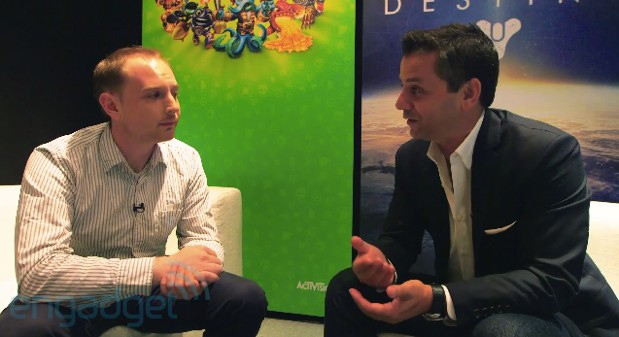 Activision CEO Eric Hirshberg on how Destiny was 'born modern' and why social connectivity will define the nextgen