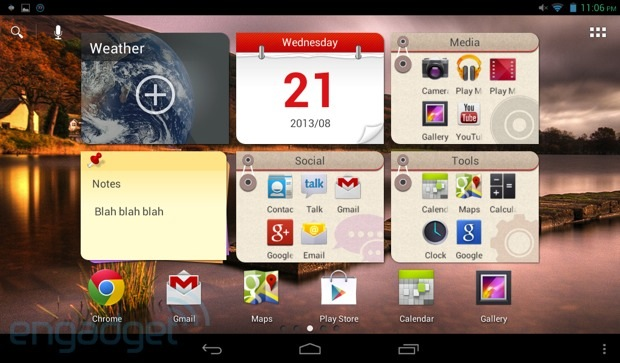 DNP Lenovo IdeaTab A1000 review a budget Android tablet that fails to impress