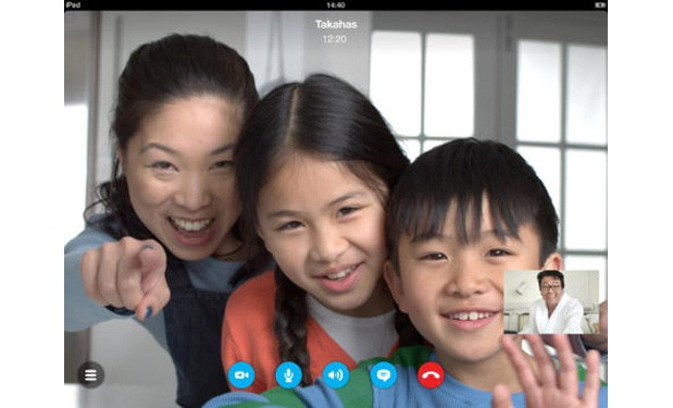 Skype update brings HD video calls on fourthgeneration iPads