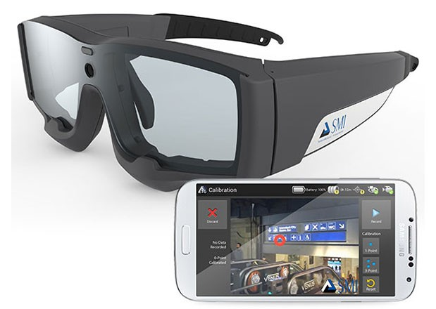 SMI launches Eye Tracking Glasses 20