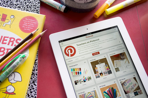 Teachers on Pinterest initiative could make lesson planning halfway enjoyable