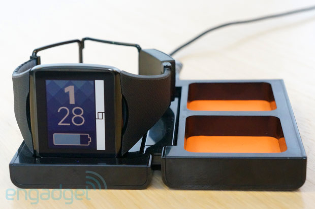 Qualcomm makes a timely entrance with fullfeatured Toq Mirasol smartwatch handson video