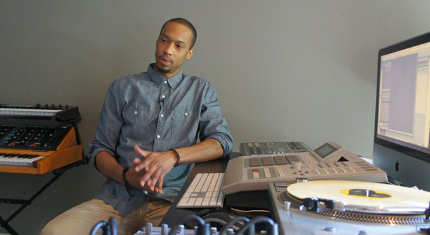 Hip hop artist Black Milk on Shazam, smartphone tasking and wireless technology