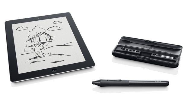Wacom outs Intuos Creative Stylus for the iPad, brings pressuresensitive sketching for $99