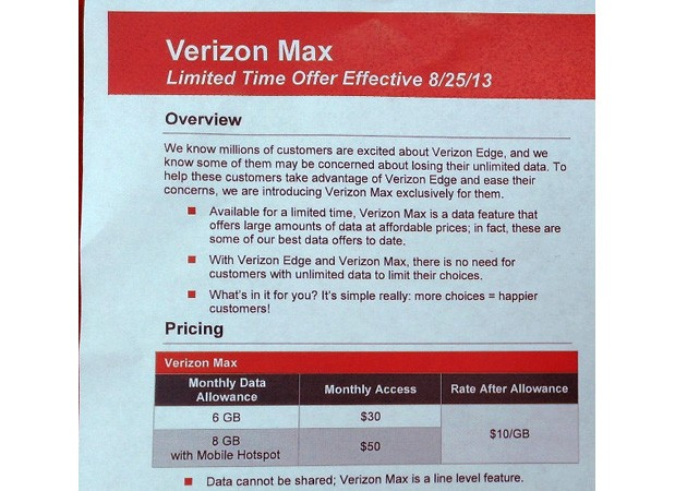 Dec 03,  · Re: Verizon EDGE Discount Question Weth Sep 9, PM (in response to nbgallow) If you remain on More Everything, the $25/month discount off the line access fee for 6GB or .