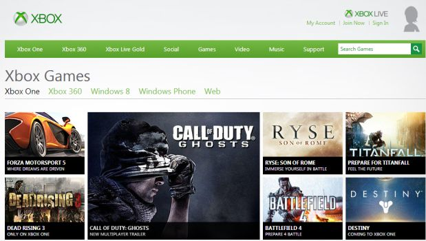 DNP Microsoft rebrands Xbox Live Marketplace to Xbox Games Store, tktk