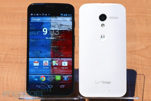 Moto X for Verizon
