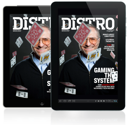 Distro Issue 107 Casino Royale