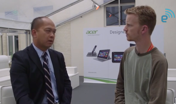 Interview With :    ST Liew, Acer's President of Smartphones