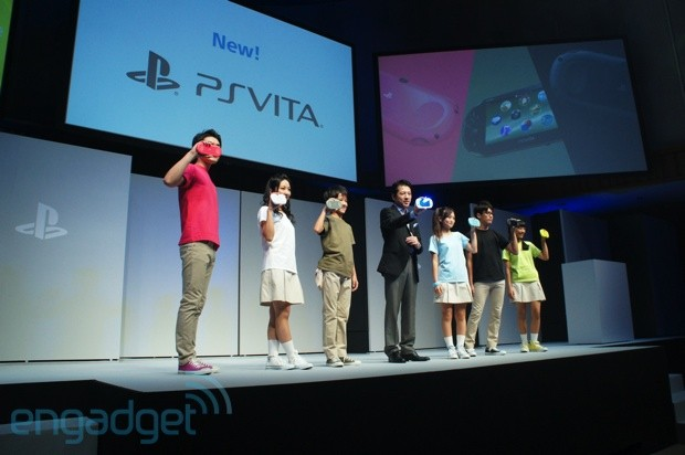 New PlayStation Vita in colors announced, more details coming at TGS 2013