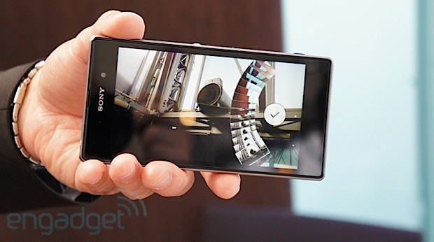 DNP Sony Xperia Z1 the new flagship with imaging at its heart handson