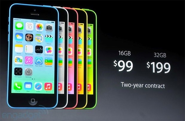 Preorder your Apple iPhone 5c right now!