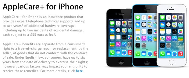 AppleCare rolls out to France, Italy and the UK, incident fees climb to $79 in the US