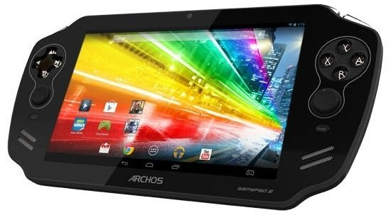 Archos GamePad 2 outed with quadcore CPU, higherres display