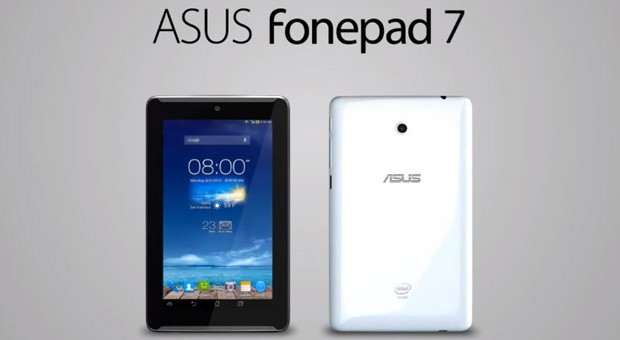 ASUS briefly posts FonePad 7 ad, reveals dual front speakers video