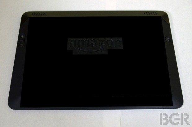 DNP Amazon's refreshed Kindle Fire HD leaked in new photos