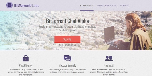 BitTorrent teases decentralized chat client in the wake of security breaches