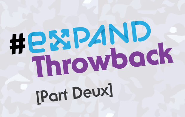 DNP Help pick the best retro tech for our #ExpandThrowback contest