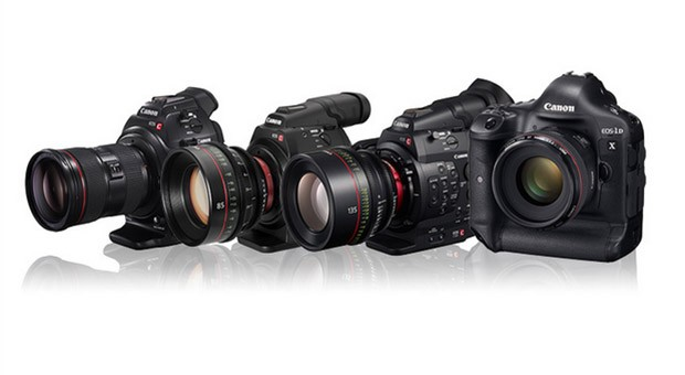 Firmware update gives Canon's Cinema cameras 80,000 ISO