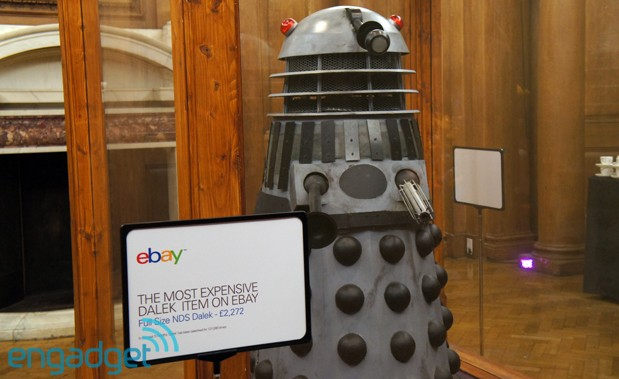 eBay announces TKTK, partnering with in TK stores in the UK