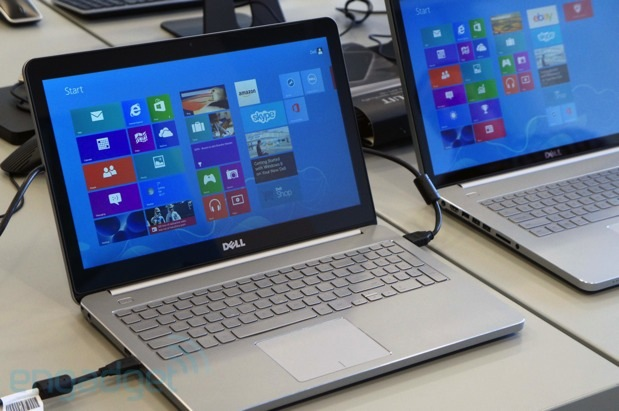 Dell intros the Inspiron 7000 series, a column of midrange, thinandlight notebooks starting at $699