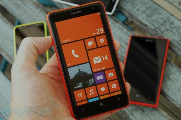 DNP Nokia Lumia 625 review