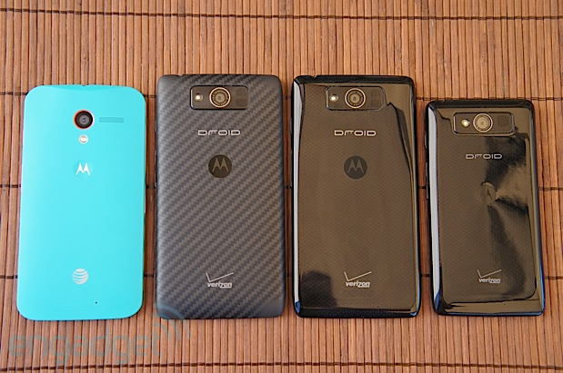 DNP Motorola Droid Maxx review it's battery life, Jim, but not as we know it