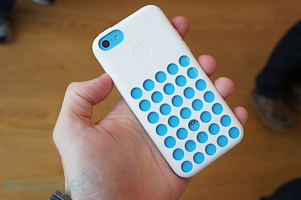 Handson with Apple's new iPhone cases