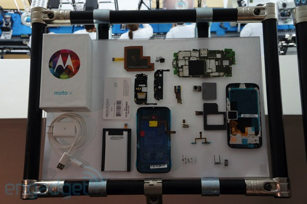 Motorola's American Dream unbridled customization, fast shipping and one big Texas factory