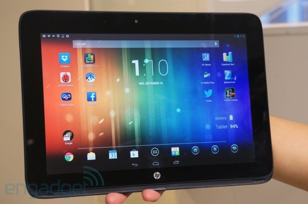 HP SlateBook x2 review: HP takes on ASUS with its first dockable Android tablet