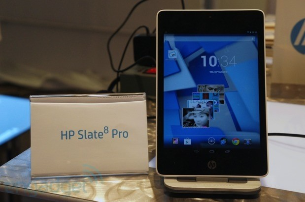 HP Fills Out its Tablet Lineup with Four Android Models and Two Windows Hybrids