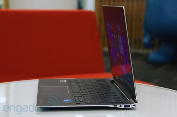 Samsung finally offering the ATIV Book 9 Plus in the US with a 256GB SSD, Core i7