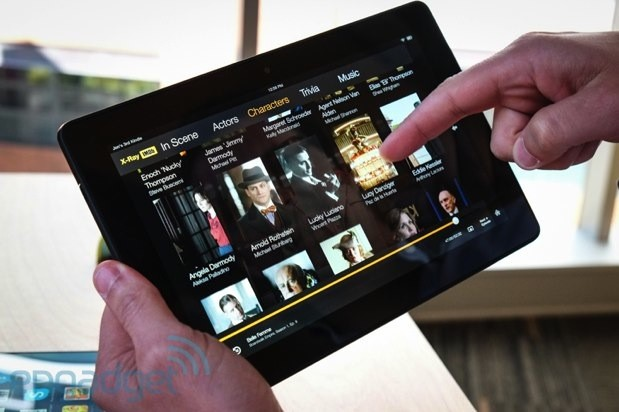 Amazon's Fire OS 30 'Mojito' arrives just in time for those new tablets