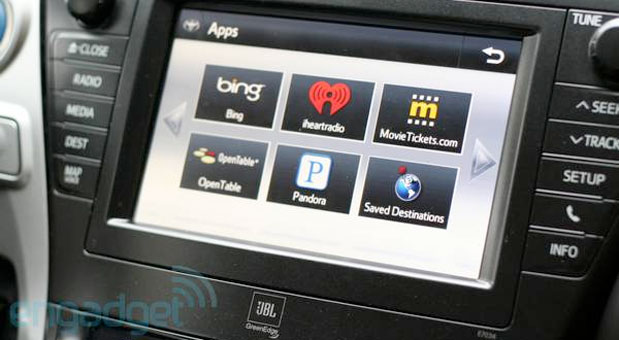 Toyota axes monthly fees for its Entune connected infotainment systems