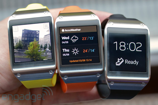 Samsung <b/>Galaxy Gear smartwatch handson video&#8221; data-src-height=&#8221;413&#8243; data-src-width=&#8221;619&#8243; /></p> <p>Wrist watches, smart or otherwise, are simply not for everyone &#8212; there are more smartphone users in the world, many times over, than there will ever be smartwatch owners. Despite the limited market for such a device, however, Samsung&#8217;s decided it&#8217;s time to join in on the fun. The Galaxy Gear, as we&#8217;ve known it to be called for a few weeks now, was hardly guarded with a level of secrecy that&#8217;s become standard for a flagship smartphone, but as the device is finally official &#8212; and expected to launch in more than 100 countries within weeks &#8212; just how does it perform? Find our take after the break. <a href=