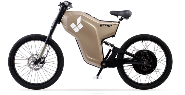 Rimac unveils Greyp G12 electric bike with 75 mile range, 40mph top speed