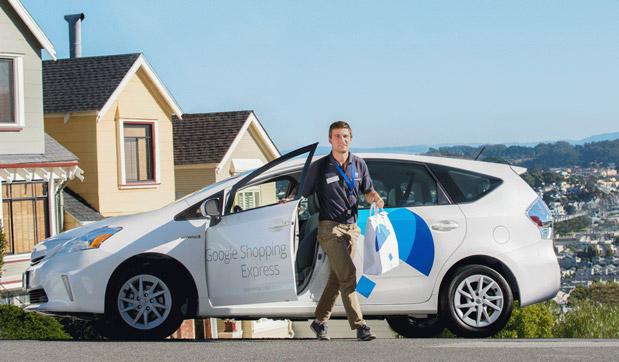 DNP Google Shopping Express intros new mobile app, expands Bay Area service