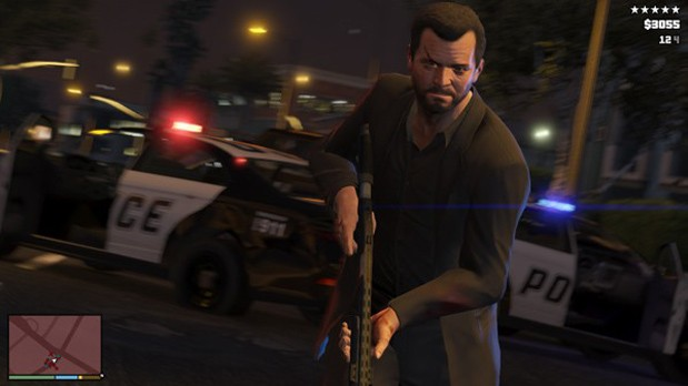 Grand Theft Auto V arrives tomorrow, read Joystiq's review right now!