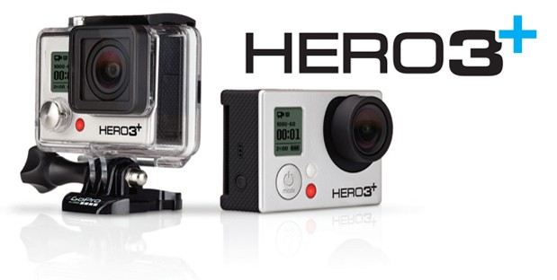GoPro reveals HD Hero3+: smaller, sharper, faster and available now