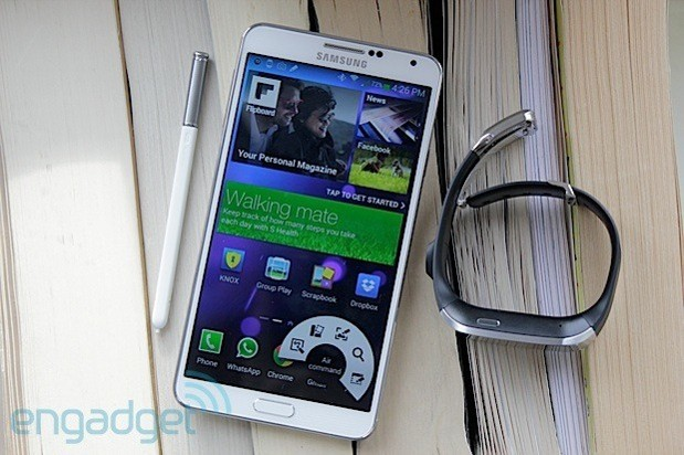 Samsung Galaxy Note 3 review global edition
